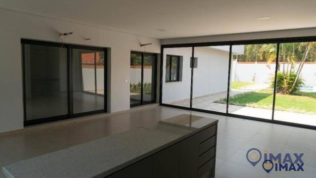 Casa com 3 dormitórios à venda, 306 m² por R$ 2.000.000,00 - Conjunto B - Foz do Iguaçu/PR - Foto 10