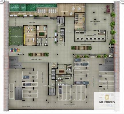 Apartamento à venda, 2 quartos, 2 vagas, Jatiúca - Maceió/AL - Foto 18