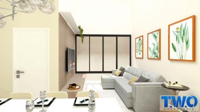 8042   Casa à venda com 3 quartos em Bom Jardim, Maringá - Foto 9