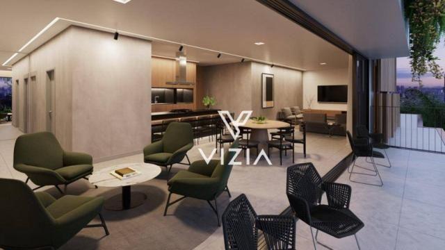 Cobertura à venda, 384 m² por R$ 4.166.502,00 - Cabral - Curitiba/PR - Foto 15