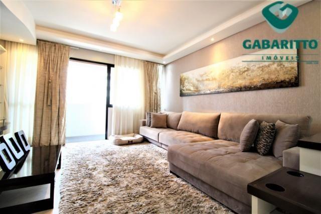 Apartamento à venda com 3 dormitórios em Champagnat, Curitiba cod:91267.001 - Foto 5