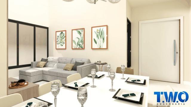 8042   Casa à venda com 3 quartos em Bom Jardim, Maringá - Foto 7