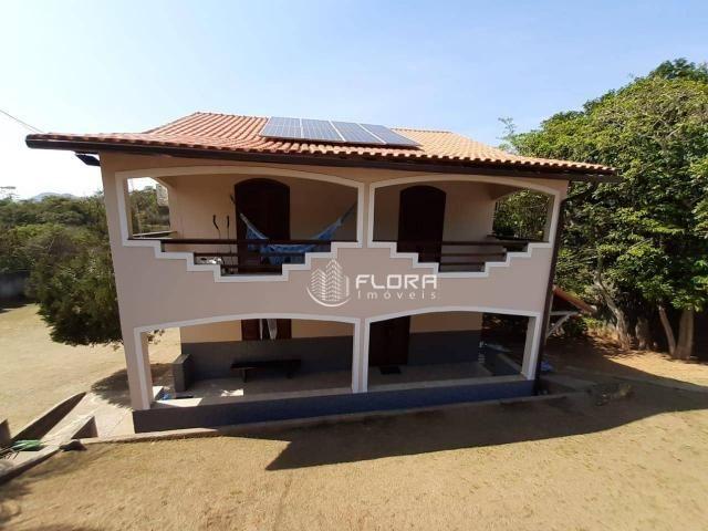 Casa à venda, 165 m² por R$ 298.000,00 - Cajueiros (Itaipuaçu) - Maricá/RJ