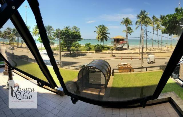 Edf. Catamarã / Apartamento Av. Boa Viagem / 237 m² / 4 Quartos / Vista mar / Alto pad... - Foto 4