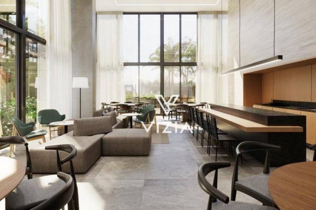 Cobertura à venda, 384 m² por R$ 4.166.502,00 - Cabral - Curitiba/PR - Foto 17