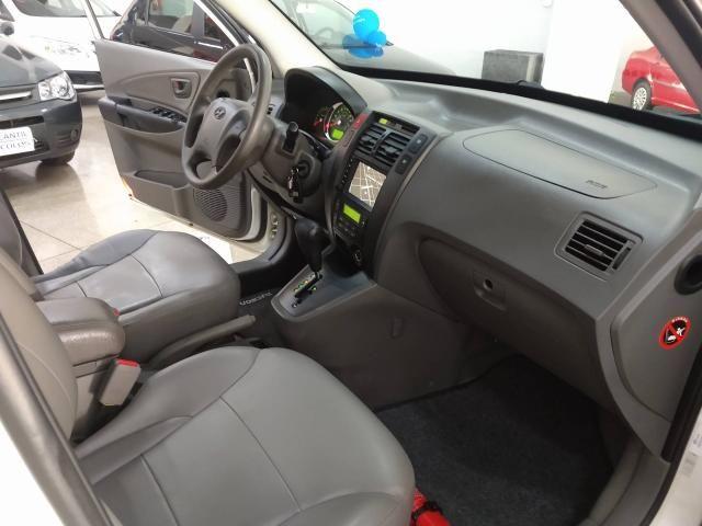 TUCSON 2015/2016 2.0 MPFI GLS BASE 16V 143CV 2WD FLEX 4P AUTOMÁTICO - Foto 10