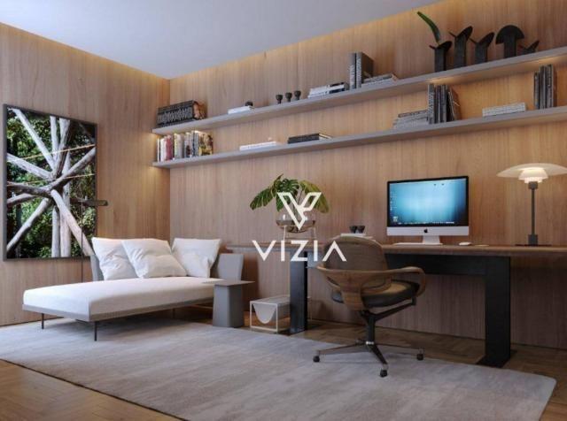 Cobertura à venda, 384 m² por R$ 4.166.502,00 - Cabral - Curitiba/PR - Foto 5