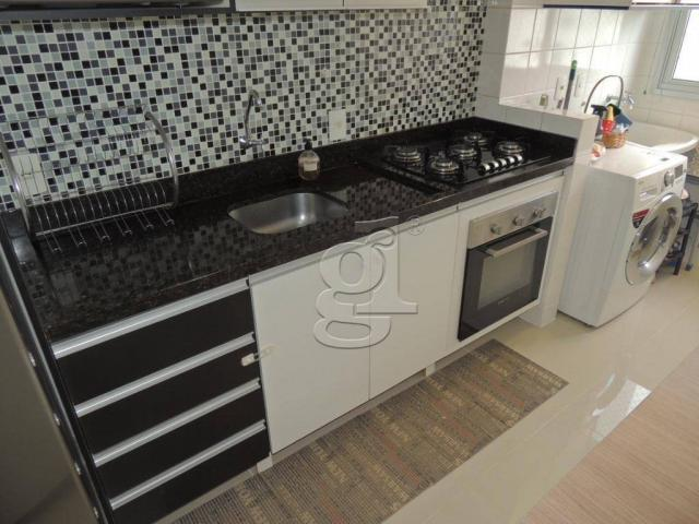 Apartamento com 3 dormitórios à venda, 69 m² por R$ 315.000,00 - Edifício Garden Ecologic  - Foto 3