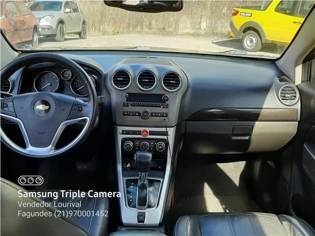 Chevrolet Captiva 3.0 sidi awd v6 24v gasolina 4p automático - Foto 9