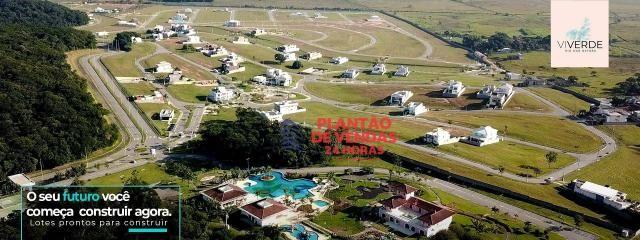 Ótimo terreno no Viverde fase 01 com 444m² sem vizinho de frente - Foto 17
