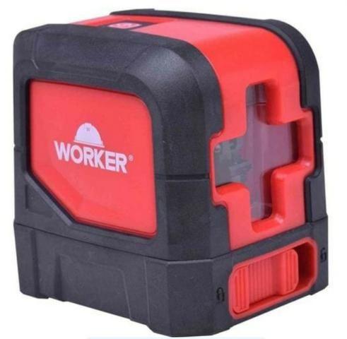 Nível a laser autoniv. worker com suporte,promoção relampago barato ( nova) - Foto 3