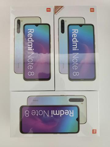 Promoção de Namorados! REDMI note 8 da Xiaomi.lacrado com garantia e entrega imediata
