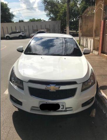 Chevrolet Cruze Sedã 2014 - GNV- IPVA 2020 ok - Automático - Banco em couro