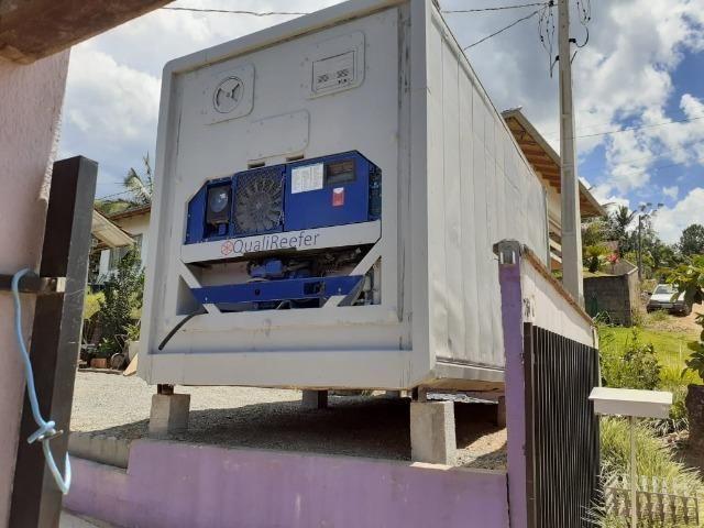 Câmara Fria - Reefer com maquinário revisado e funcionando - Foto 3