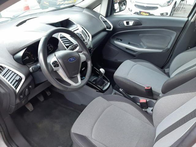 Ford Ecosport 1.6 S 16V Flex 4P Manual - 2014 - Foto 8