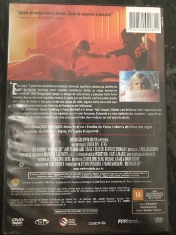 DVD Poltergeist O Fenômeno - Foto 2