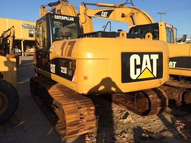 Escavadeira Hidráulica CAT 323 DLME - Foto 2