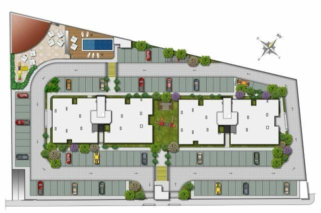 Apartamento 2 e 3 quartos no melhor da Serraria - Foto 8