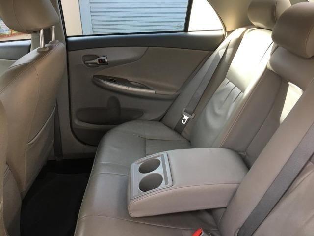 Toyota Corola 2010 XEI 1.8 automático - Foto 6