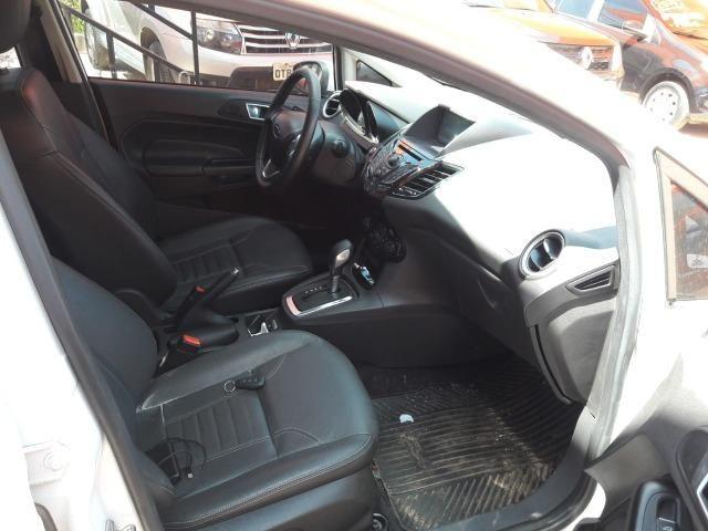 Fiesta 1.6 automático compelto - Foto 10