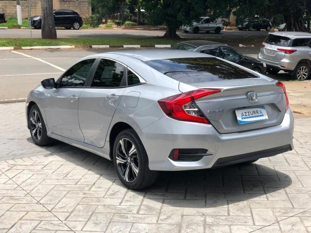 Honda civic 2.0 16v flexone exl 4p cvt 2017 - Foto 5