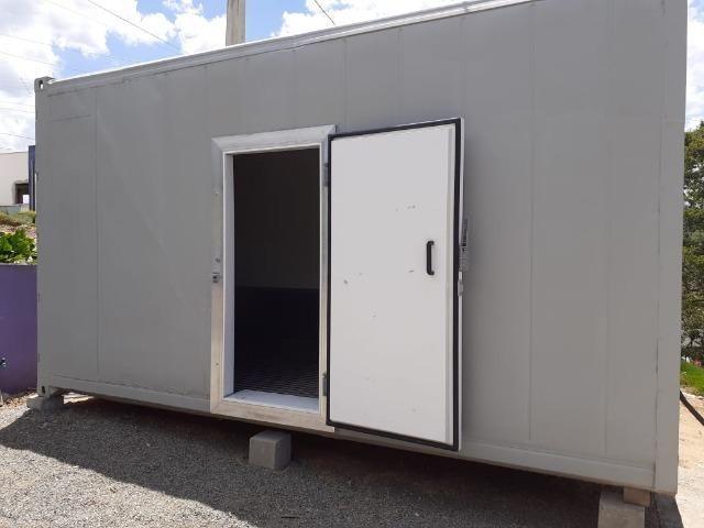 Câmara Fria - Reefer com maquinário revisado e funcionando - Foto 2