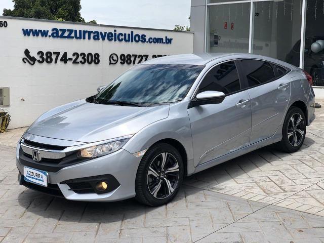 Honda civic 2.0 16v flexone exl 4p cvt 2017 - Foto 2