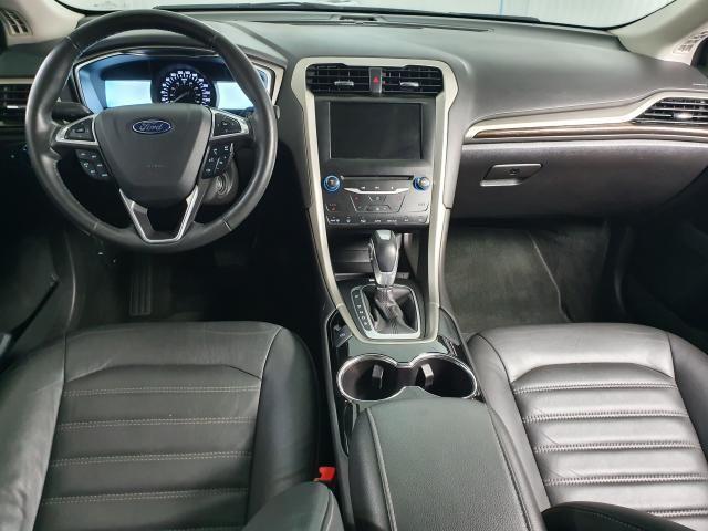 Ford Fusion 2.5L I-VCT Flex Aut. - Prata - 2014 - Foto 7