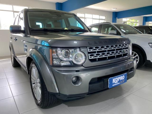 Land Rover Discovery 4 Se 3.0 4x4 Diesel 2011