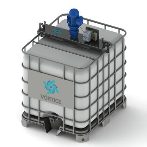 Misturador (Agitador) para tanque IBC 1000 litros