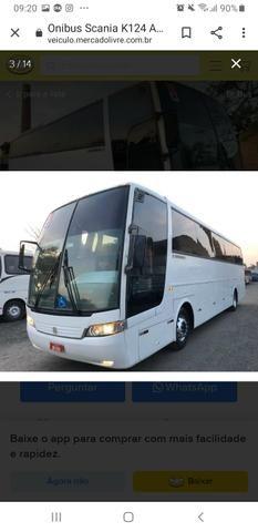 Ônibus scania K124 - Foto 3