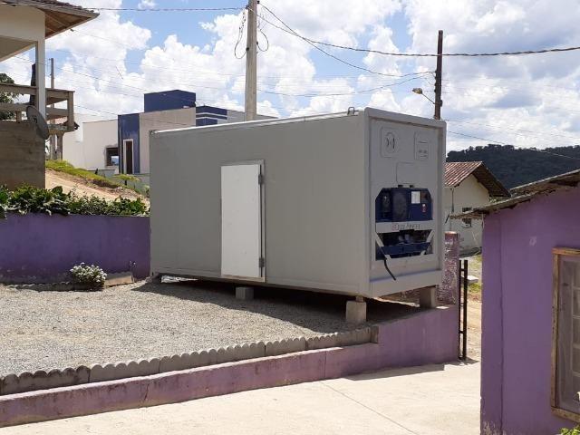 Câmara Fria - Reefer com maquinário revisado e funcionando - Foto 4