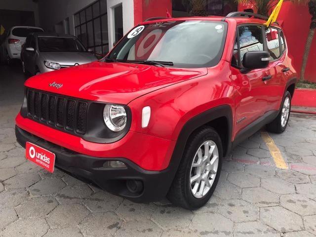 Jeep Renegade Sport 1.8 flex 2018/2019 +ipva 2020 + Transferência - Foto 4