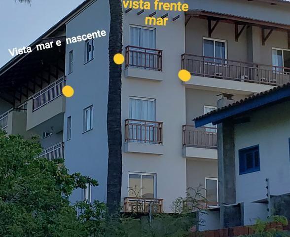 Apartamento mobiliado completo 2 quartos vista mar 100 mt do centro do cumbuco ce brasil - Foto 9