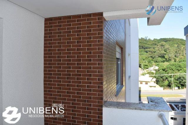 Apartamento NOVO com 2 dormitórios à venda ou Permuta no Bairro Bela Vista - São José/SC - - Foto 14