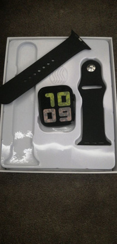 Smartwatch X7 Preto  - Foto 2