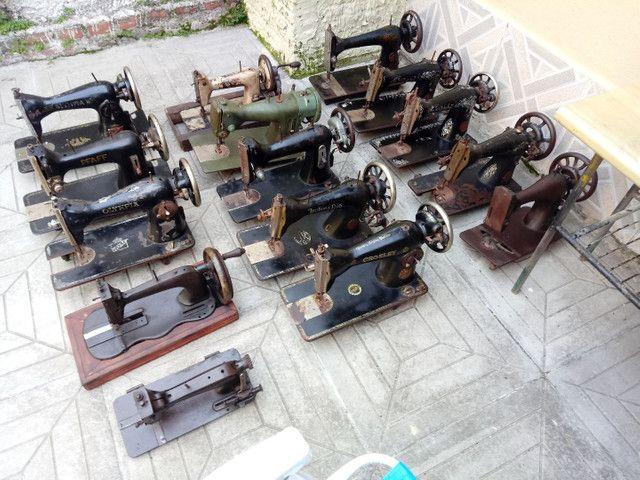 Máquinas de costura Antigas - Foto 2