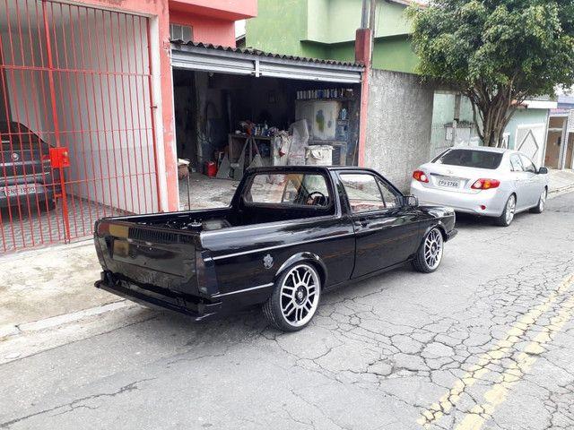 SAVEIRO  URGENTE CARRO DE COLEÇÃO - Foto 4