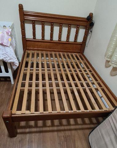 Quarto madeira maciça completo - Foto 4