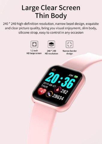 Smartwatch Relógio Inteligente Y68 novo