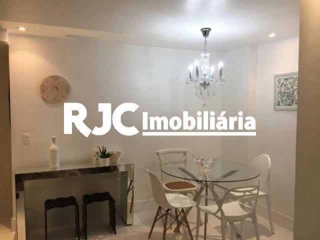 Apartamento à venda com 3 dormitórios em São cristóvão, Rio de janeiro cod:MBAP33401 - Foto 3