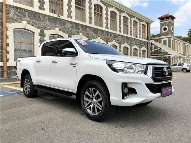 Toyota Hilux 2.7 srv 4x4 cd 16v flex 4p automático - Foto 6