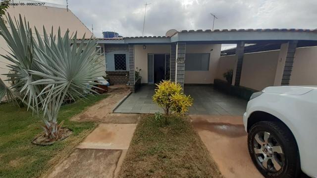 Casa para Venda em Várzea Grande, Jardim dos Estados, 3 dormitórios, 1 suíte, 2 banheiros, - Foto 13