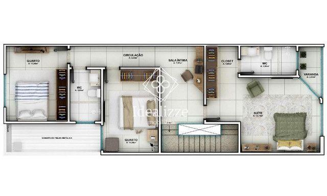 IMO.791 Casa para venda Jardim Belvedere-Volta Redonda, 3 quartos - Foto 4