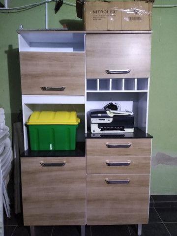Vendo Armário de Cozinha MDF em perfeito estado