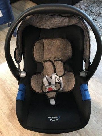 Bebê Conforto Burigotto Touring Evolution Com Base Inclusa - Foto 4