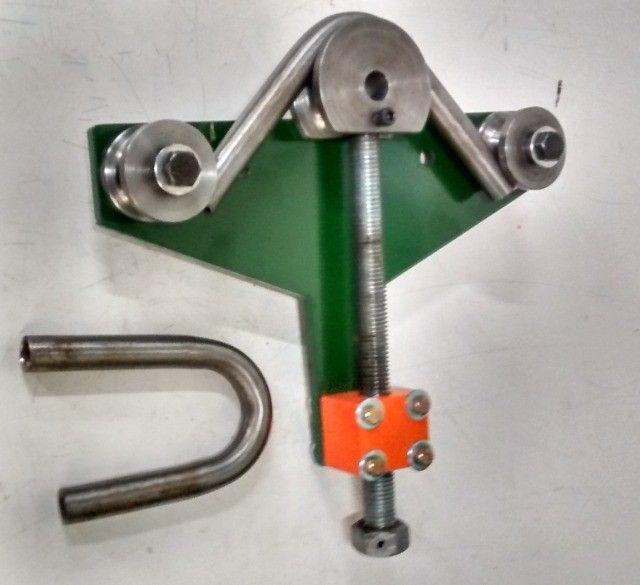 Cuvadora para tubos manual