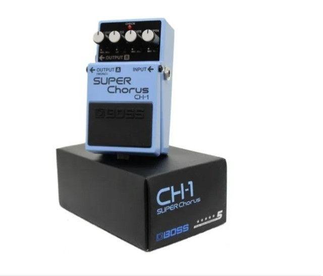 Pedal Super Chorus CH-1 BOSS