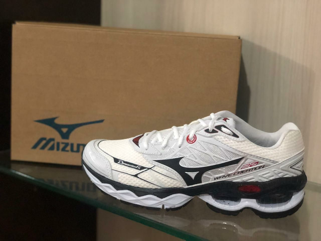 Tênis Mizuno Wave Creation Branco (( 38 ao 43 ))