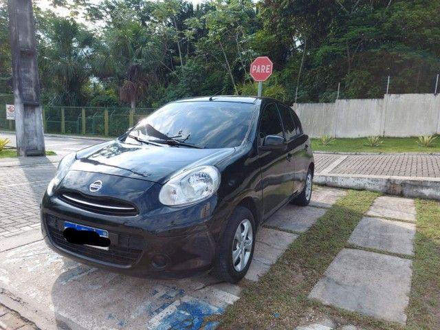 Nissan March 1.0S 16V 2011/2012 - Foto 2